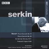 Serkin - Mozart: Piano Concertos, German Dances, etc