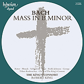 Bach: Mass in B Minor / Robert King, King's Consort