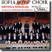 Sofia Boys' Choir - Britten & Pergolesi / Adriana Blagoeva