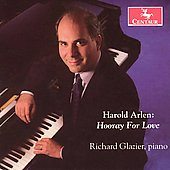 Arlen: Hooray For Love / Richard Glazier
