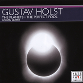 Holst: The Planets / Leaper