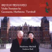 British Treasures / Madeleine Mitchell, Andrew Ball