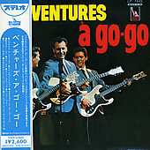 The Ventures: Ventures a Go-Go [Remaster]