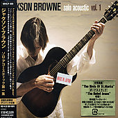 Jackson Browne: Solo Acoustic, Vol. 1 [Remaster]