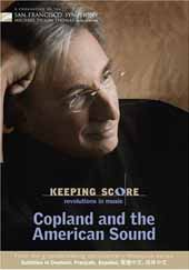 Keeping Score - Copland. SFSO/Tilson Thomas [DVD]