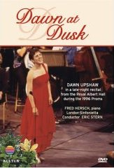 Dawn At Dusk: A Late Night Recital / Dawn Upshaw [DVD]