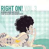 Various Artists: Right On, Vol. 3: Break Beats & Grooves from the Atlantic & Warner Vaults
