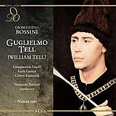 Rossini: William Tell / Previtali, Guelfi, Gencer, Raimondi