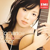 Romance de amor - Alb&eacute;niz, Mangor&eacute;, etc / Xue Fei Yang