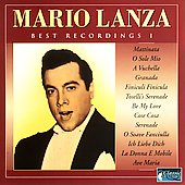 Mario Lanza (Actor/Singer): Best Recordings, Vol. 1