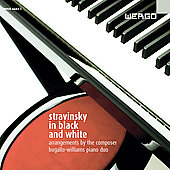 Stravinsky - In Black and White / Bugallo-Williams Duo