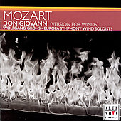 Mozart: Don Giovanni - Arranged For Winds / Grohs, Europa SO