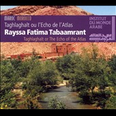 Rayssa Fatima Tabaamrant: Taghlaghalt or the Echo of the Atlas