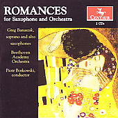 Romances for Saxophone and Orchestra / Banaszak, et al
