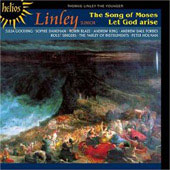 Thomas Linley Jr: The Song of Moses, Let God arise / Holman, Gooding, Daneman, King, et al