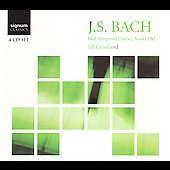Bach: The Well-Tempered Clavier Books 1 and 2 BWV 846-893 / Jill Crossland