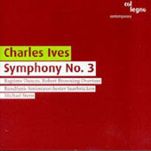 Ives: Symphony no 3, Ragtime Dances, etc / Stern, et al