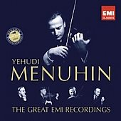 Yehudi Menuhin - The Great EMI Recordings