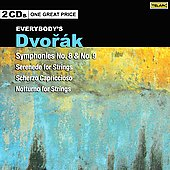 Everybody's  Dvor&aacute;k / Paavo J&auml;rvi, Conrad Van Alphen, Andr&eacute; Previn, et al