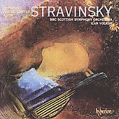Stravinsky: Orpheus; Jeu de cartes; Agon