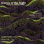 Silence Of The Night - Music by Jeffrey Lewis