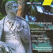 Berlioz: Harold en Italie / Sylvain Camberling, et al