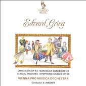 Grieg: Lyric Suite, Op. 54; Norwegian Dances, Op. 35; Elegiac Melodies; Symphonic Dances, Op. 64