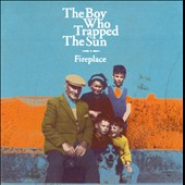 Boy Who Trapped the Sun: Fireplace
