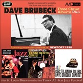Dave Brubeck: Three Classic Albums