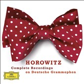 Vladimir Horowitz: Complete Recordings On Deutsche Grammophon [7 CDs]