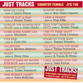 Karaoke: Karaoke: Country Female - Just Tracks