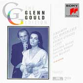 Glenn Gould Edition - Hindemith, Krenek, Strauss