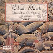 Fasch: Three Suites for Orchestra / Kapp, Pro Musica Kiev