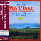 Smetana: M&#225; Vlast [SHM-CD]