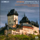 Dvor&aacute;k: Symphony No. 7; Othello; The Wild Dove / Claus Peter Flor