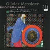 Messiaen: Complete Organ Works Vol 2 / Rudolf Innig