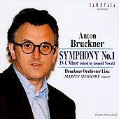Bruckner: Symphony no 1 / Sieghart, Bruckner Orchester Linz