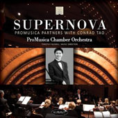 Supernova: ProMusica Partners with Conrad Tao / Conrad Tao, piano; ProMusica CO