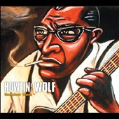 Howlin' Wolf: Backdoor Blues [Digipak]