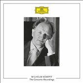Pianist Wilhelm Kempff: The Concerto Recordings / [14 CDs]