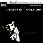 Alfred Newman (Composer/Conductor): The  Diary of Anne Frank [Original Film Soundtrack]