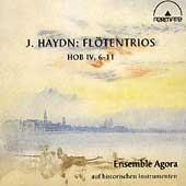 Haydn: Fl&#246;tentrios Hob IV 6-11 / Agora Ensemble