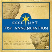 Ecce Fiat: The Annunciation