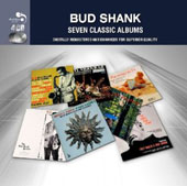 Bud Shank: 7 Classic Albums