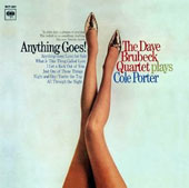 Dave Brubeck: Anything Goes: The Music of Cole Porter