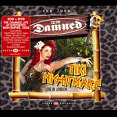 The Damned: Tiki Nightmare: Live in London [Box]