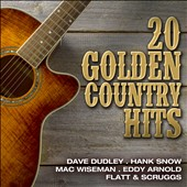 Various Artists: 20 Golden Country Hits [Country Rds.]