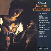 Vivaldi: Sacred Music Vol 4 - Juditha Triumphans / King