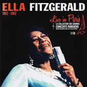 Ella Fitzgerald: Live in Paris 1957-1962