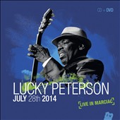 Lucky Peterson: Live in Marciac July 28, 2014 [Digipak] *